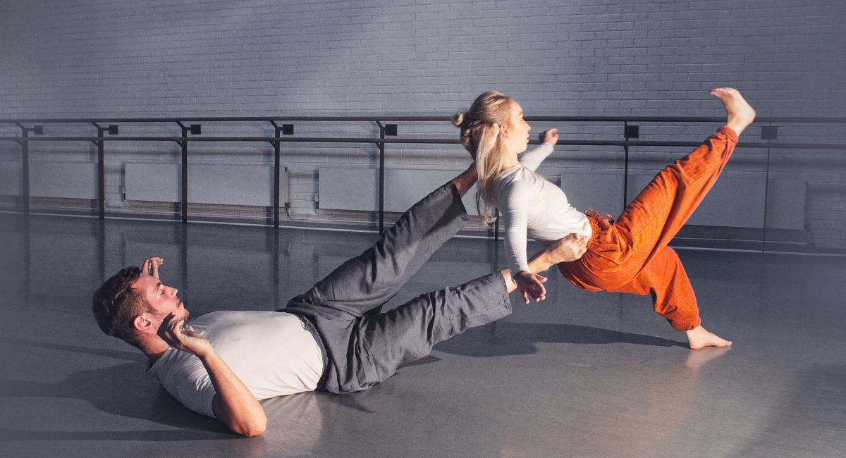 ELLEN HATHAWAY DANCE COMPANY Partner Work Class